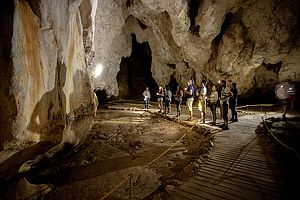 Chillagoe caves guided tour
